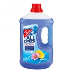Płyn do mycia podłóg G&G All Zweck Górska świeżość  1 l - Edeka