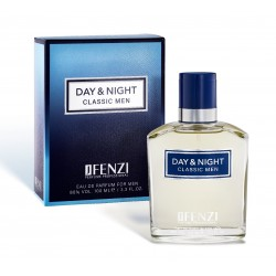 Day&Night Classic Men eau de parfum for men 100 ml J Fenzi