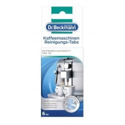 Tabletki do czyszczenia ekspresów do kawy 6 tab Dr. Beckmann