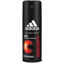 Adidas deo body spray 48 H TEAM FORCE  150 ml Coty