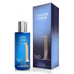 Owner No.1 eau de parfum for men 100 ml Chatler