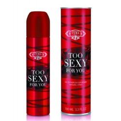 Cuba Too Sexy for you eau de parfum for women 100 ml New Brand
