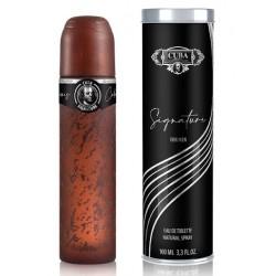 Cuba Signature for men eau de toilette 100 ml New Brand