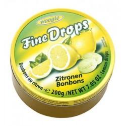 Cytrynowe landrynki w puszcze - 200 g