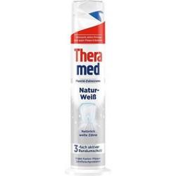 Pasta do zębów w tubie TheraMed Natur-Weiss - 100ml