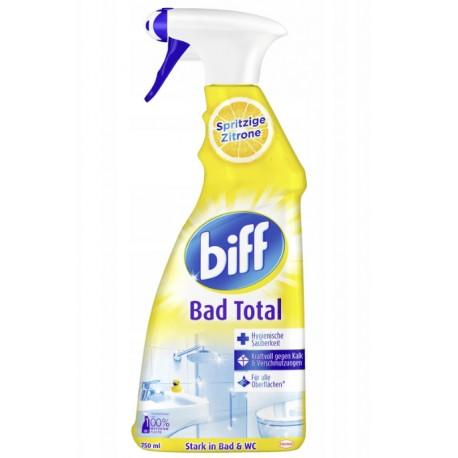 Biff Bad Total środek do czyszczenia łazienki 750 ml Henkel