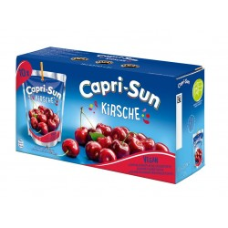Soczki Capri-Sun Kirsche - 10 szt.