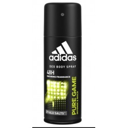 Adidas deo body spray 48 H PURE GAME  150 ml Coty