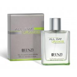 All Day Uranos eau de parfum for men 100 ml J' Fenzi