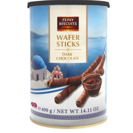 Wafer Sticks - Rurki Dark Chocolate  400g