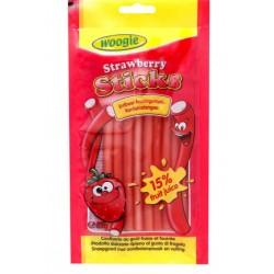 Woogie Sticks Strawberry -Å»elki Truskawkowe 85g.