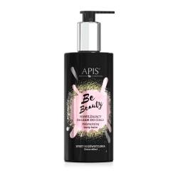 Nawilżający Balsam do ciała Be Beauty - 300 ml- Apis