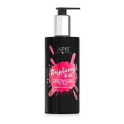 Pielęgnacyjne Mydło w płynie Raspberry Kiss 300ml- Apis