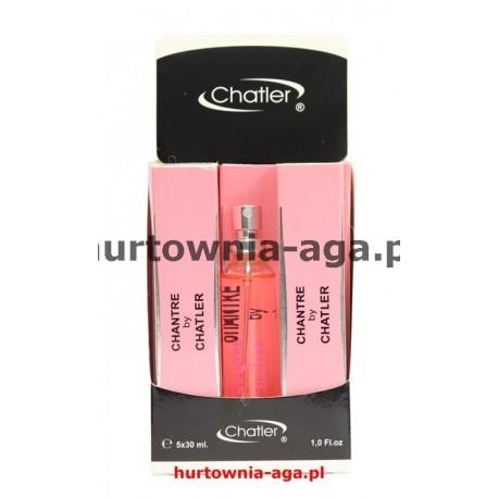 Chantre by Chatler  woda odświeżająco pielegnacyjna 30 ml