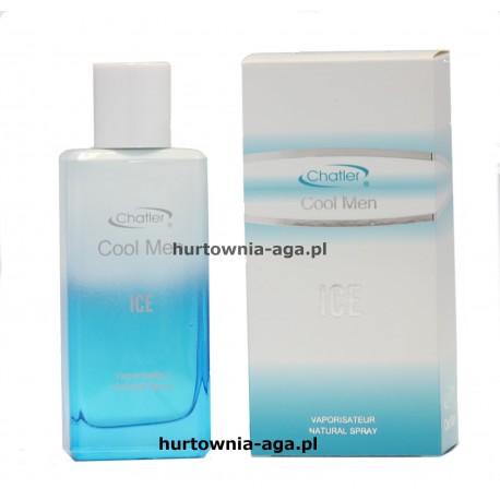 COOL MEN  woda odświeżająco - pielęgnacjna  100 ml Chatler