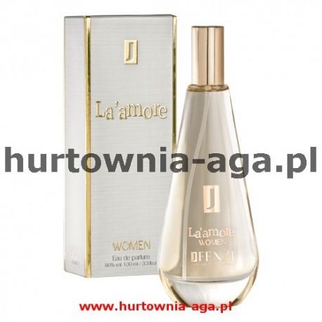 La' amore women eau de parfum 100 ml Fenzi