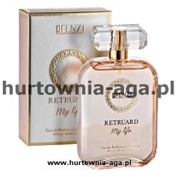 RETRUARD my life eau de parfum 100 ml J' Fenzi