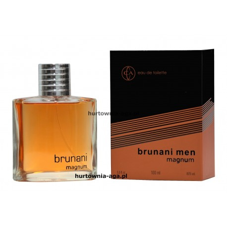 Brunani Men  magnum Orange  eau de toilette 100 ml Cote Azur