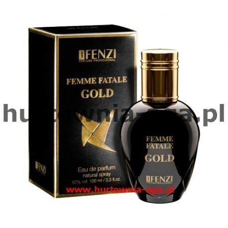 Femme Fatale  eau de parfum 100 ml  J'Fenzi