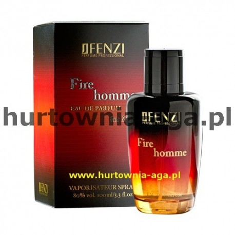 Firehomme eau de parfum for men 100 ml J' Fenzi