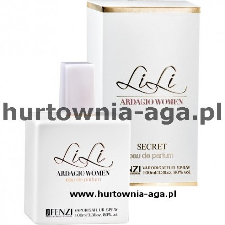 Lili SECRET Ardagio Women eau de parfum 100 ml J' Fenzi