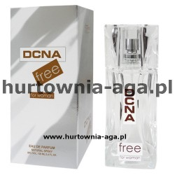 DCNA free for woman eau de parfum 100 ml J' Fenzi