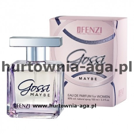 Gossi  MAYBE eau de parfum for women 100 ml J' Fenzi