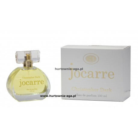 Jocarre eau de parfum 100 ml Christopher Dark
