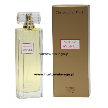 American Avenue  Woman 100 ml -  Christopher Dark