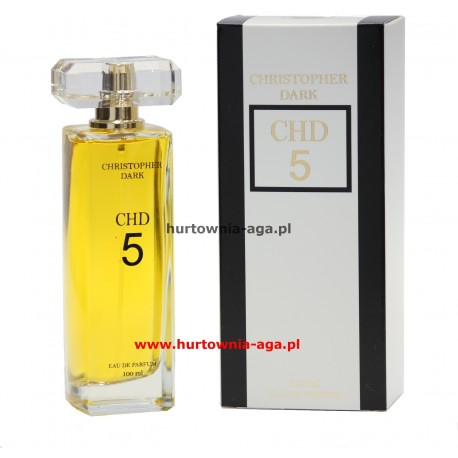 CHD 5 eau de parfum 100 ml - Christopher Dark