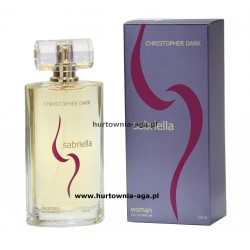 Sabriella woman eau de parfum 100 ml Christopher Dark