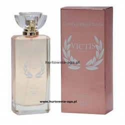 VICTIS women eau de parfum 100 ml Christopher Dark