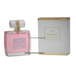 Madame Charmant eau de parfum woman 100 ml Christopher Dark
