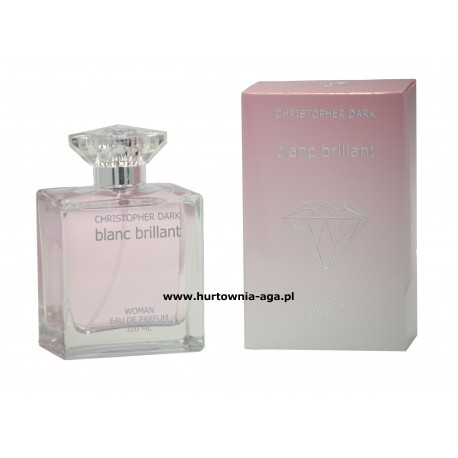 Blanc Brillant eau de parfum 100 ml Christopher Dark
