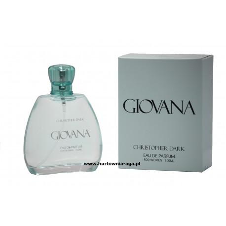 GIOVANA eau de parfum 100 ml Christopher Dark