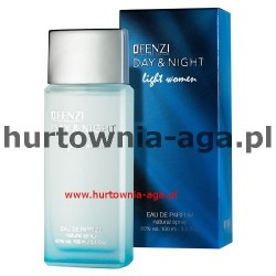 DAY&NIGHT light women eau de parfum 100 ml J' Fenzi