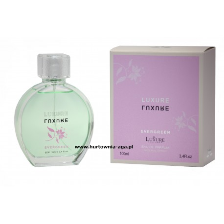 Luxure Luxure EVERGREEN eau de parfum 100 ml Luxure