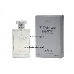 Titanium Eclipse pour homme  eau de toilette  100 ml Luxure