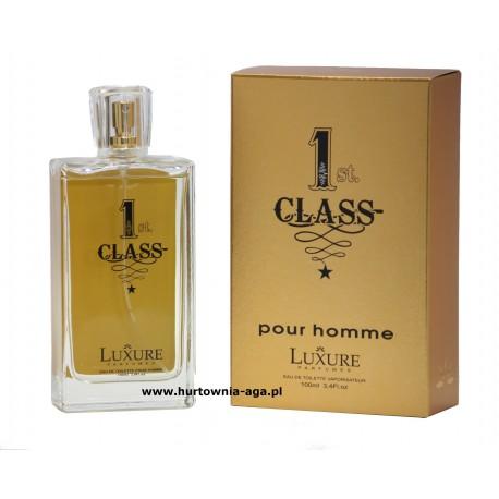 1 CLASS pour homme  eau de toilette 100 ml Luxure