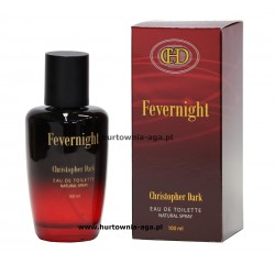 Fevernight eau de toilette 100 ml Christopher Dark