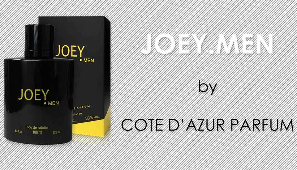 JOEY MEN eau de toilette 100 ml Cote Azur